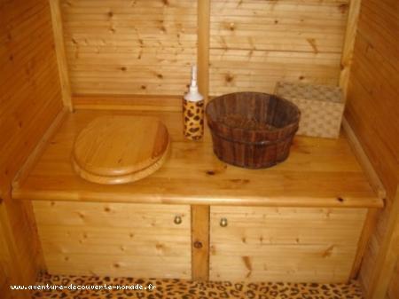 Int rieur toilette s che nos co quipements for Toilettes seches interieur