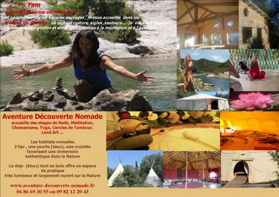Aventure D�couverte Nomade